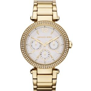 Michael Kors Women's Watch Gold /USED